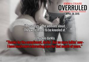 Teaser Overruled