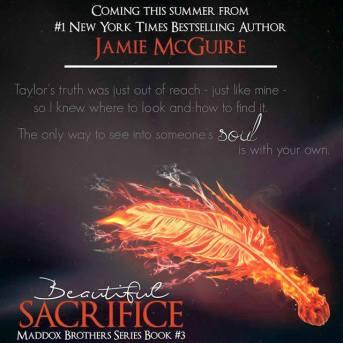 Beautiful sacrifice Teaser