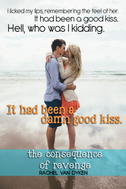Consequence of Revenge teaser