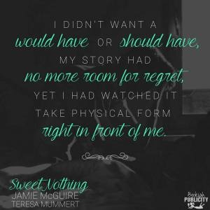 Sweet Nothing Teaser_I Didn't Want