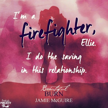 BB I'm a Firefighter Ellie Teaser